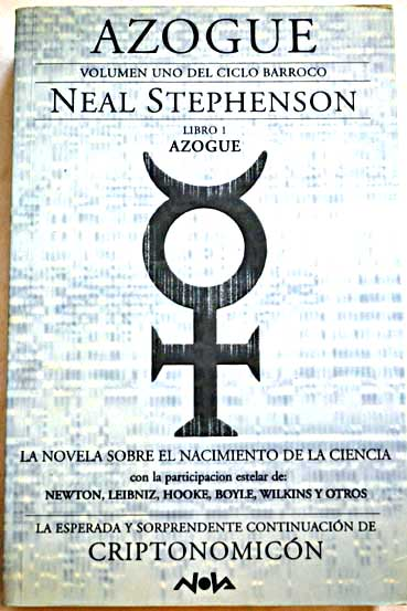 Azogue / Neal Stephenson