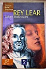 Rey Lear / William Shakespeare